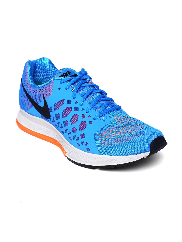 buy nike blue air zoom pegasus 31 running shoes 634