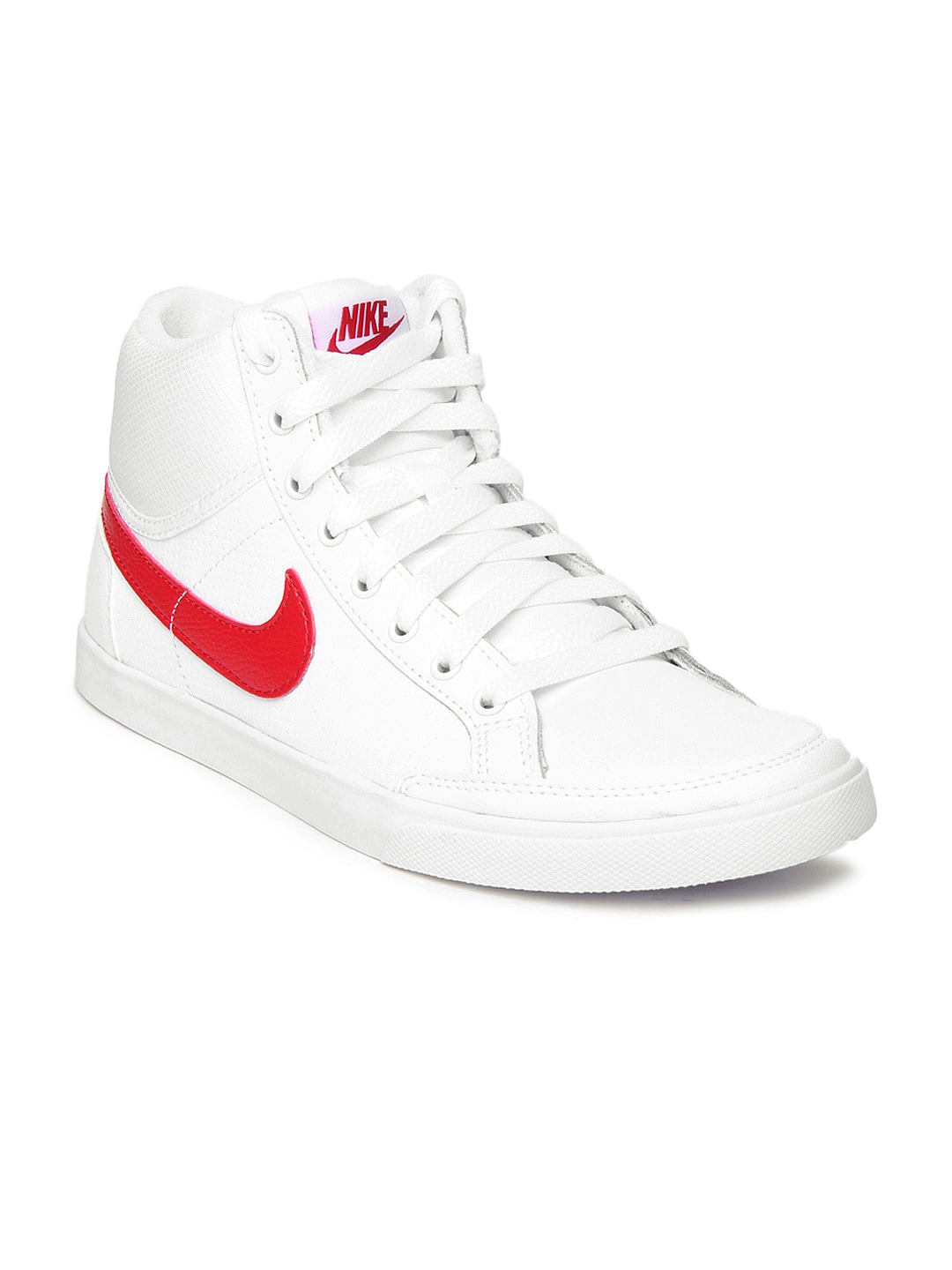 nike white casual shoes