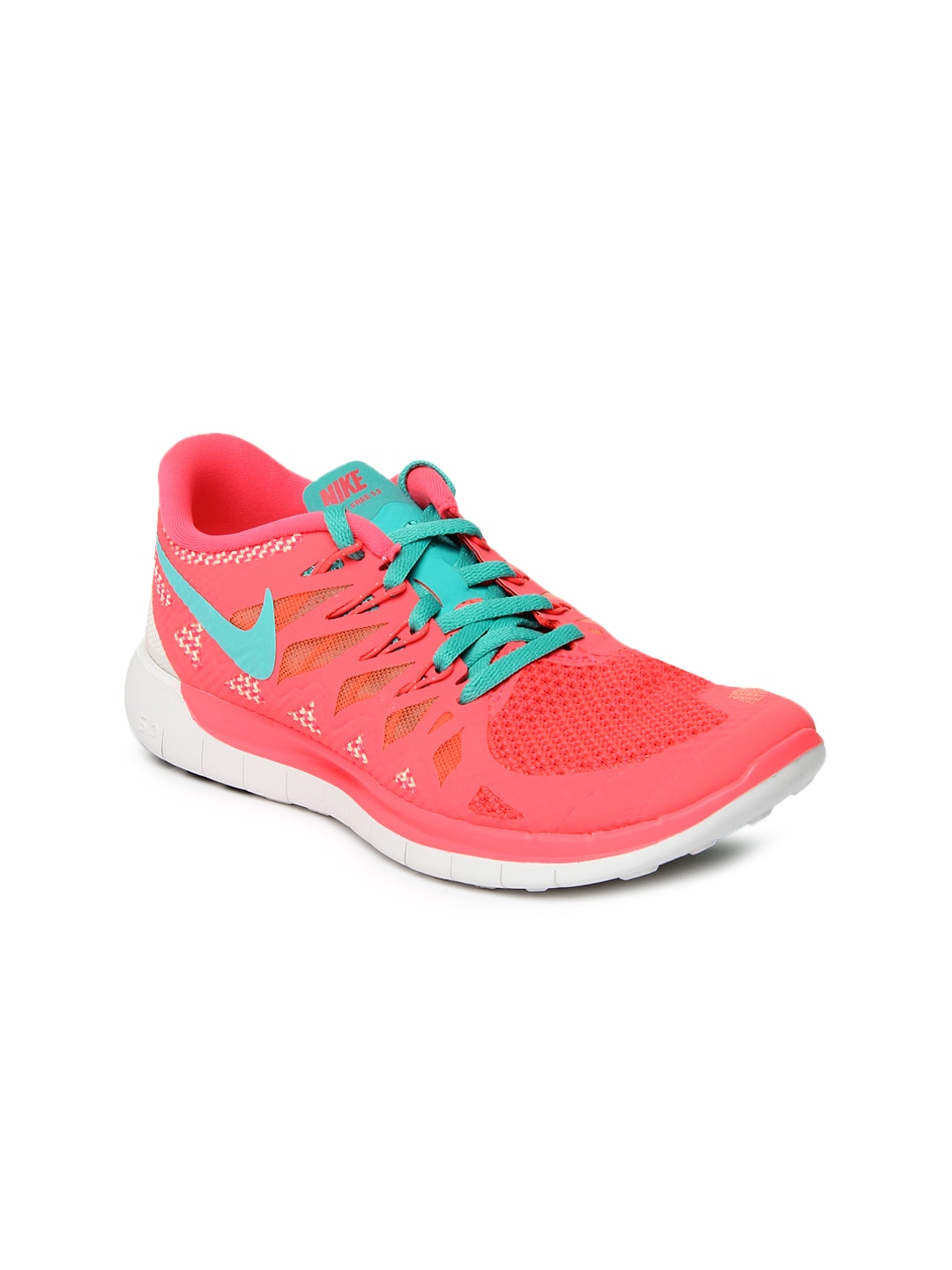 Awesome Nike Running Shoes For Women Neon Colors Neon Blue And Pink Nike
