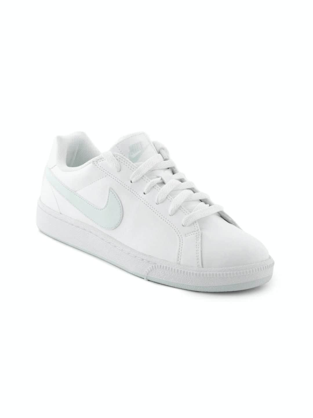 White nike shoes for women