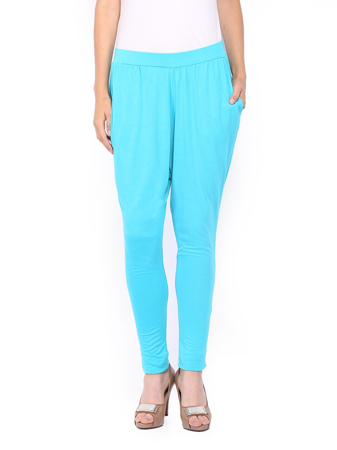 ONLY Women Blue Trousers