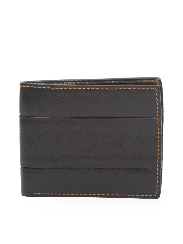 Paradigm Paradigm Design Lab Men Black Wallet
