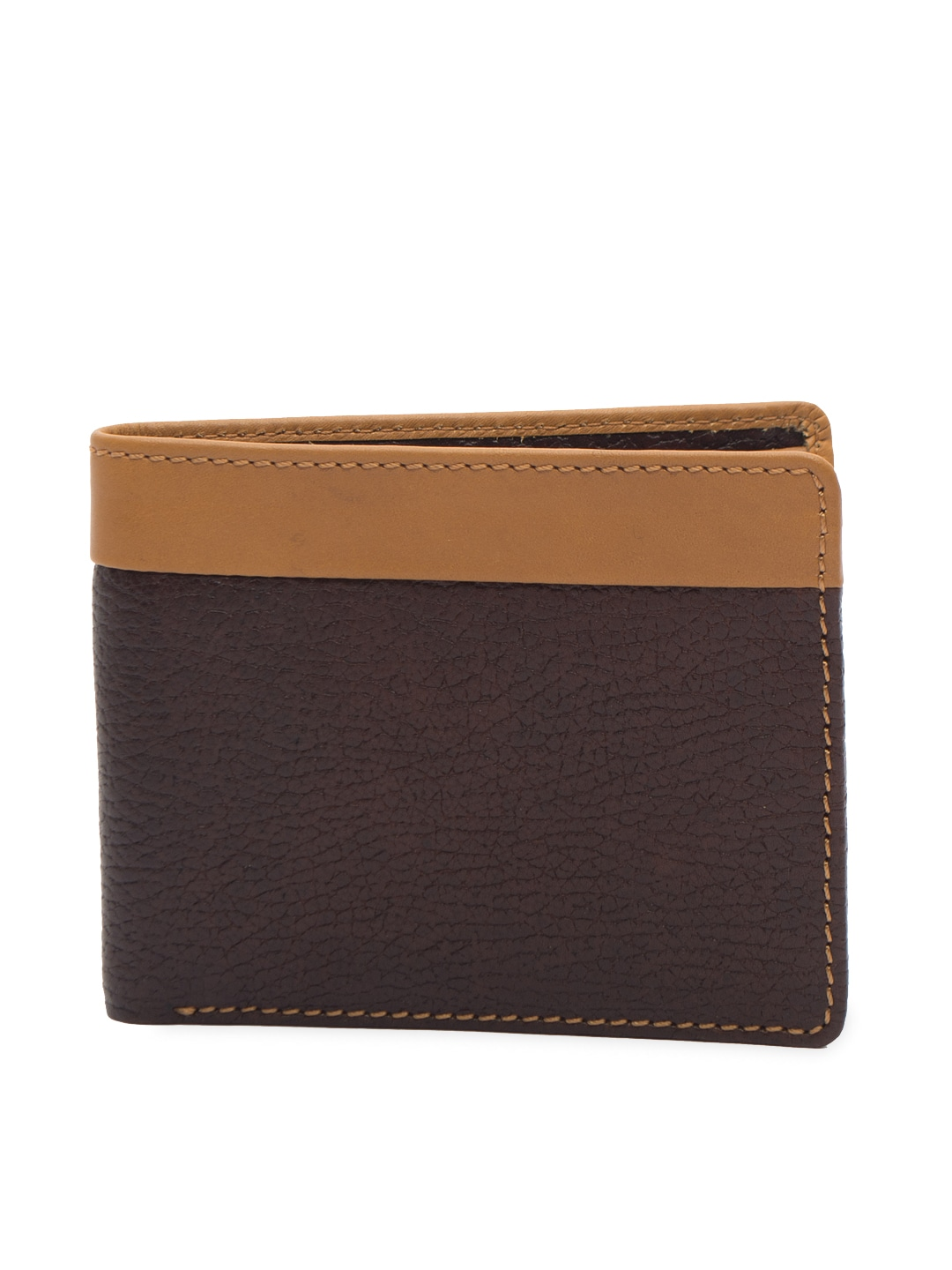 Paradigm Paradigm Design Lab Men Brown Wallet
