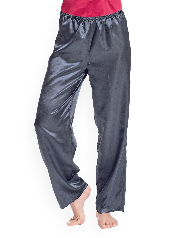 PrettySecrets Women Black Lounge Pants PSW14SPJ09