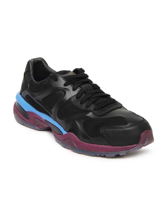 Puma Puma Men Black Alexander Mcqueen Run Lo Casual Shoes