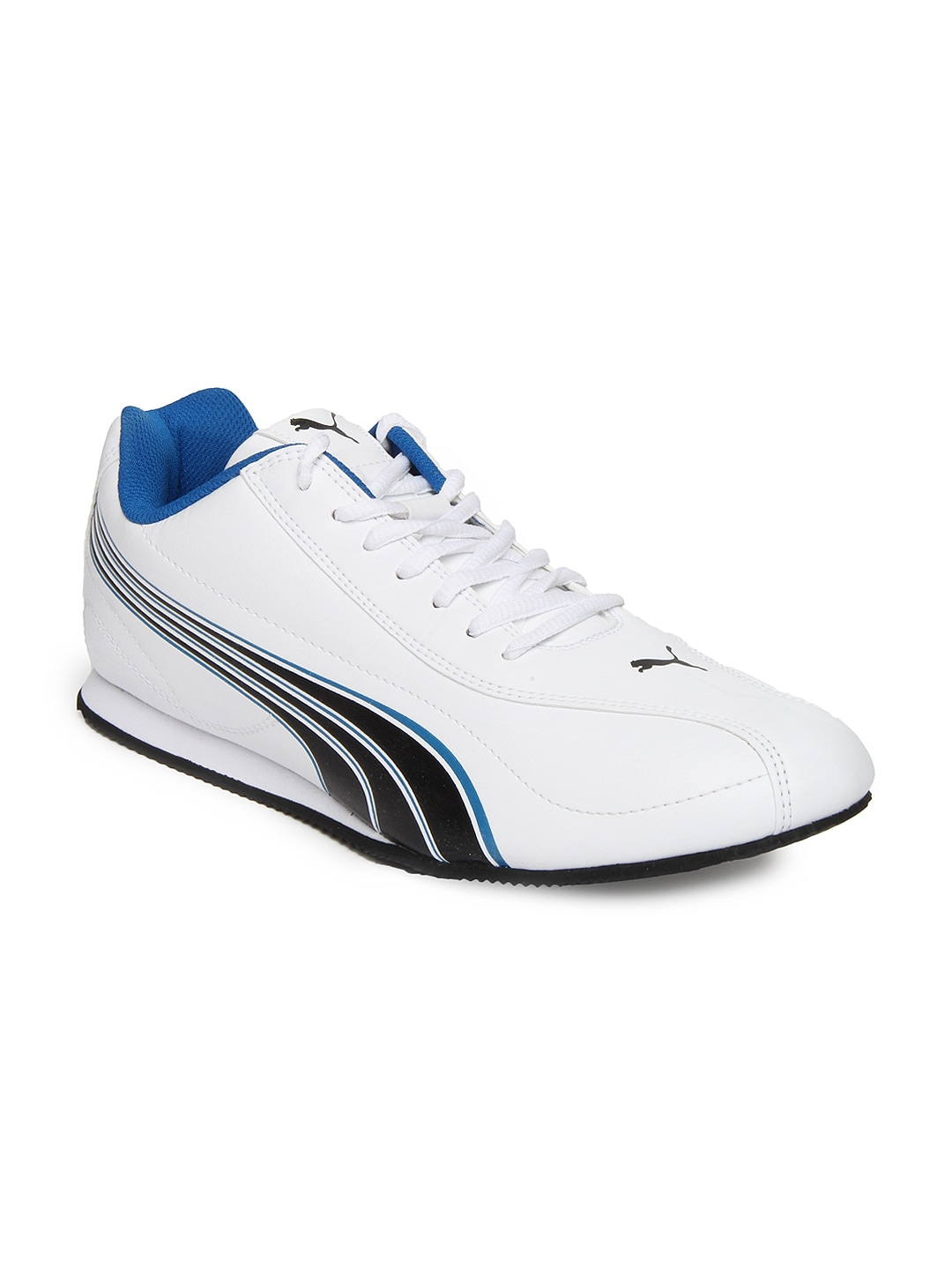 Puma White Shoes Myntra