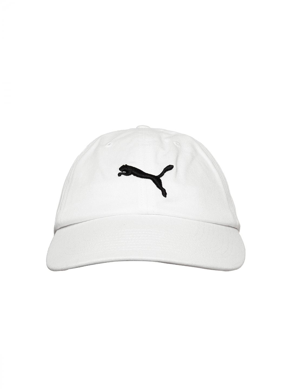 Puma Puma Unisex White Cap