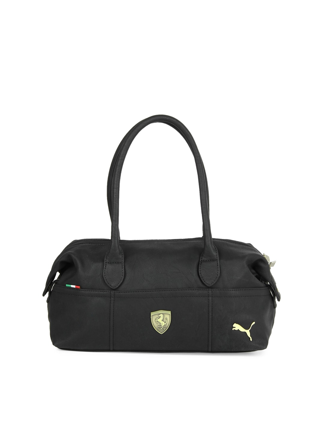 Beautiful PUMA Puma Ferrari LS Shoulder Hand Bag Boston Bag For Women