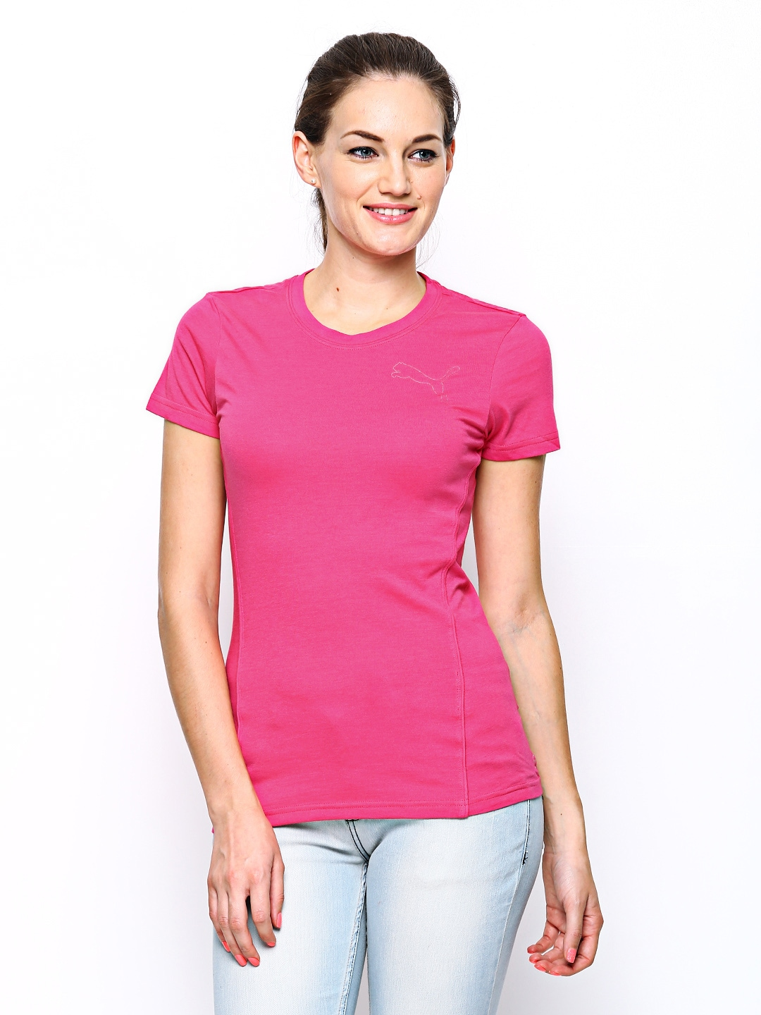 Pink T Shirt For Women