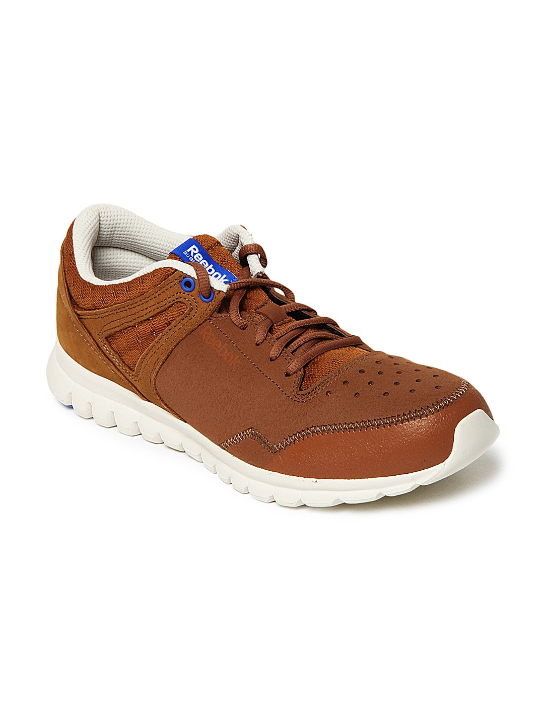 82cae6ab0471a3 Buy Reebok Classic Men Brown Sublite Summer II Casual Shoes ...
