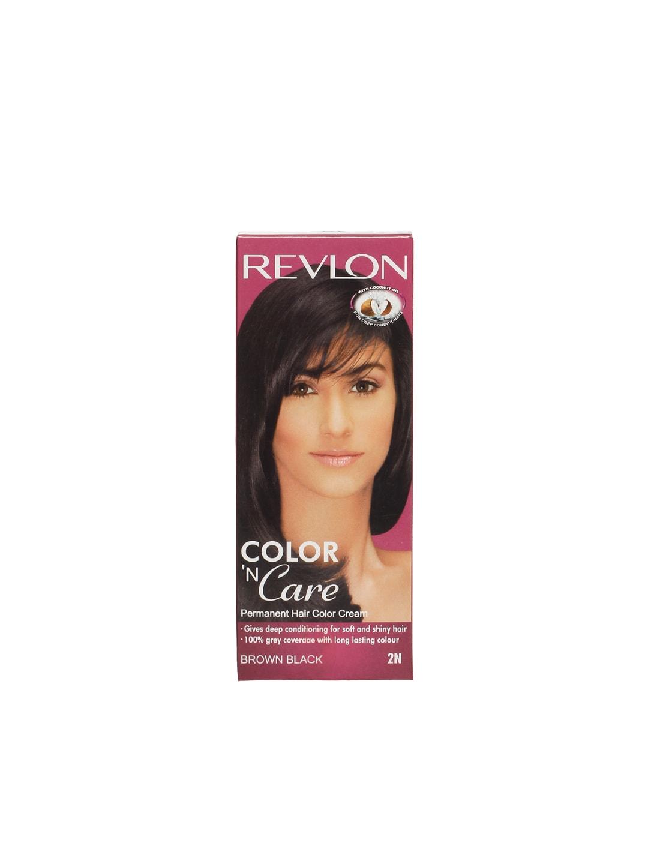 Revlon Color N Care 2N Brown Black Hair Colour