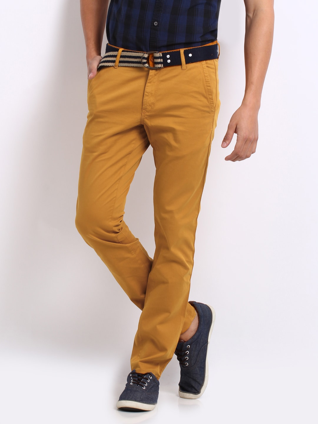 The gallery for --u0026gt; Brown Pants Men