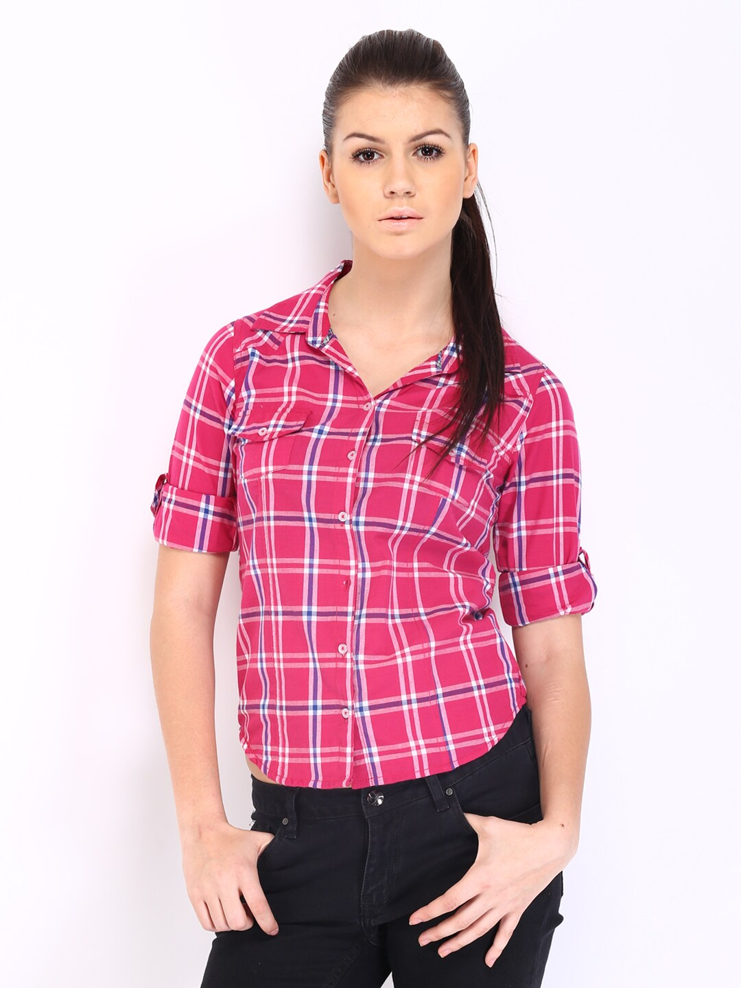 Shop for women s plaid shirt at ingmecanica.ml Free Shipping. Free Returns. All the time.
