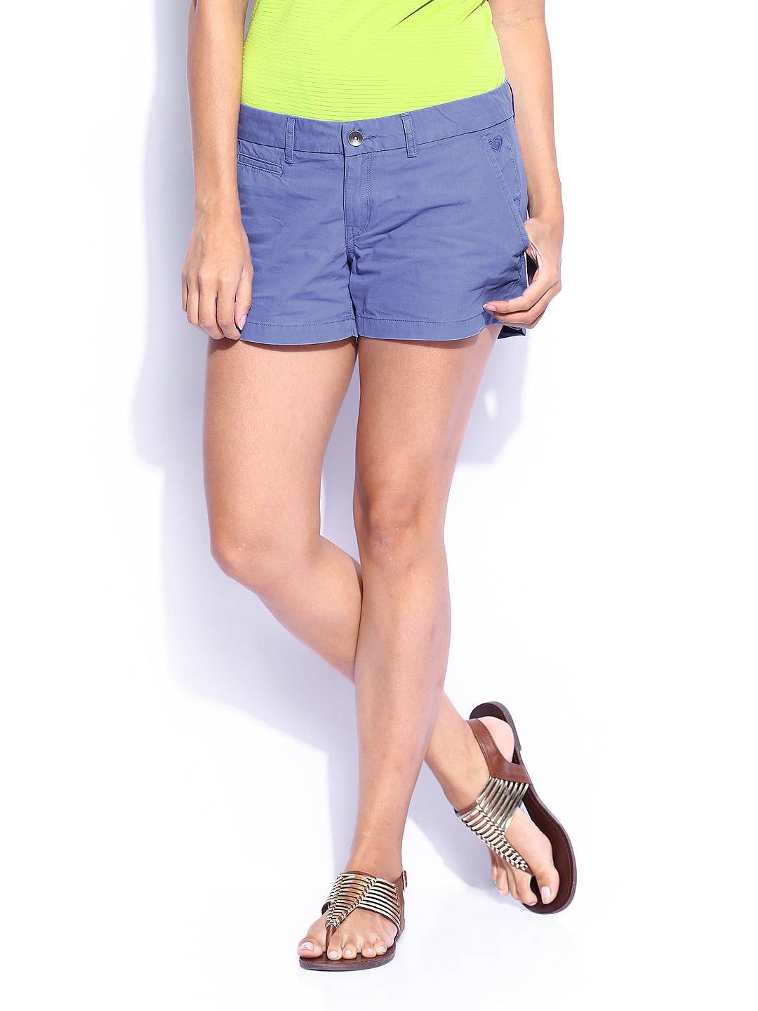 Roxy Roxy Women Blue Island MSP Shorts