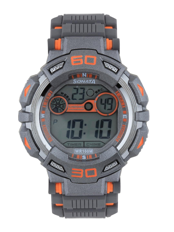 Sonata Men Ocean Series II Digital Watch 77009PP03J