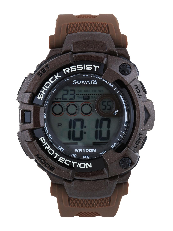Sonata Men Ocean Series II Digital Watch 77010PP01J