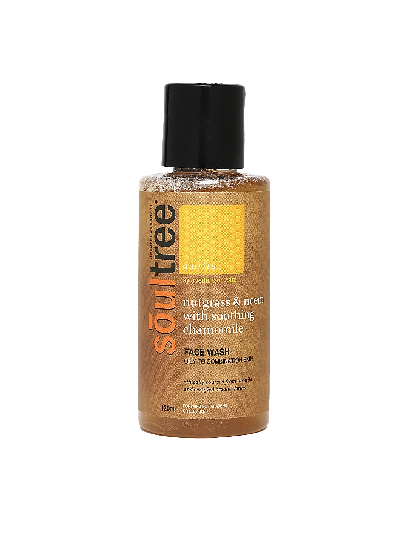 Soultree Amrita Nutgrass & Neem Face Wash