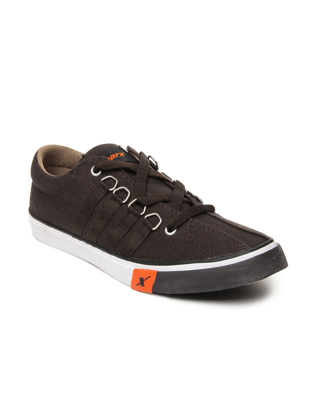 buy sparx brown casual shoes 632 footwear for