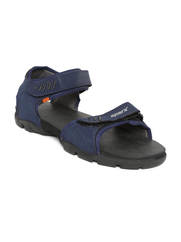 buy sparx men navy sports sandals 449 footwear for men