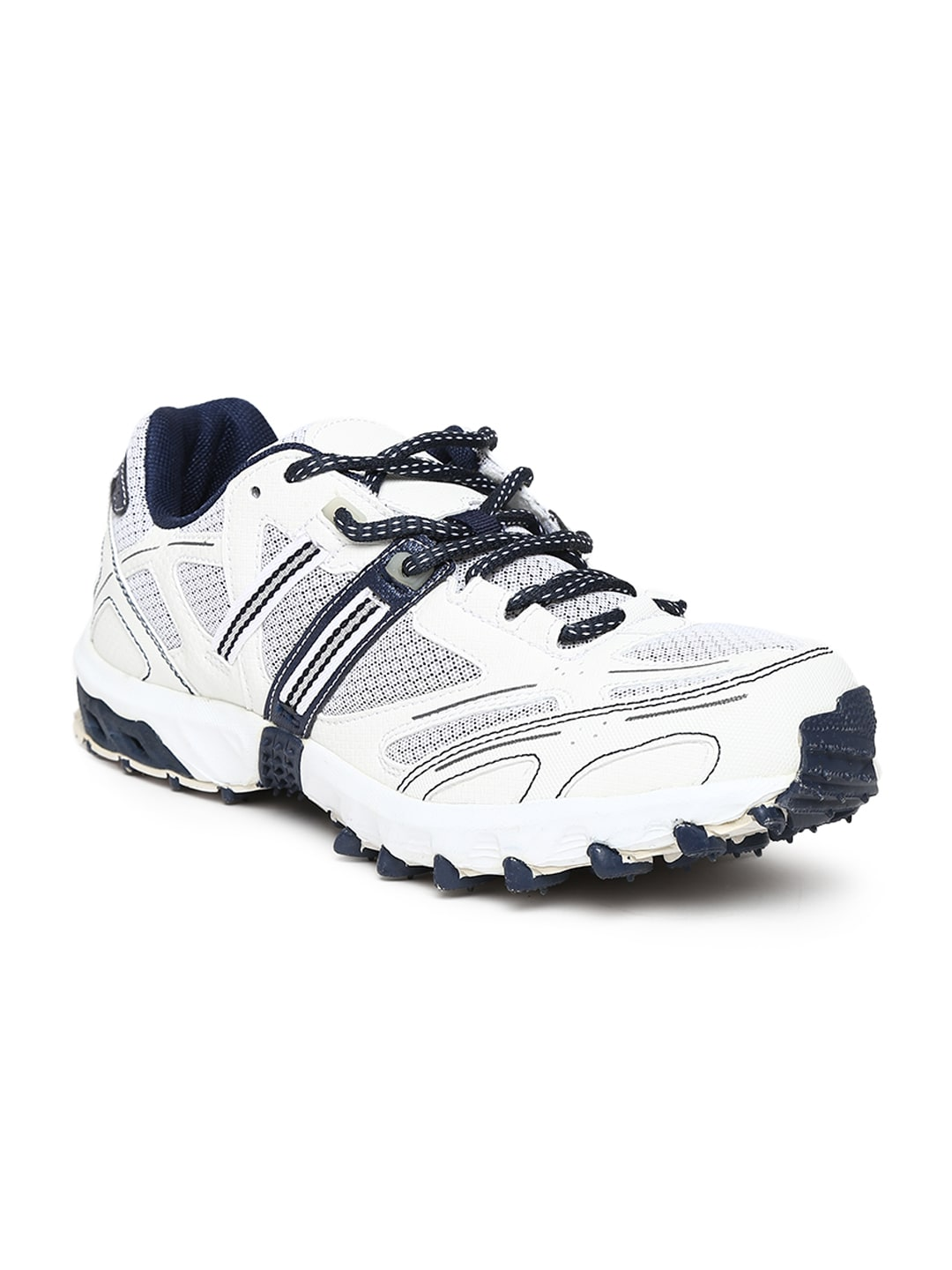 Sparx Sparx Men White Sports Shoes