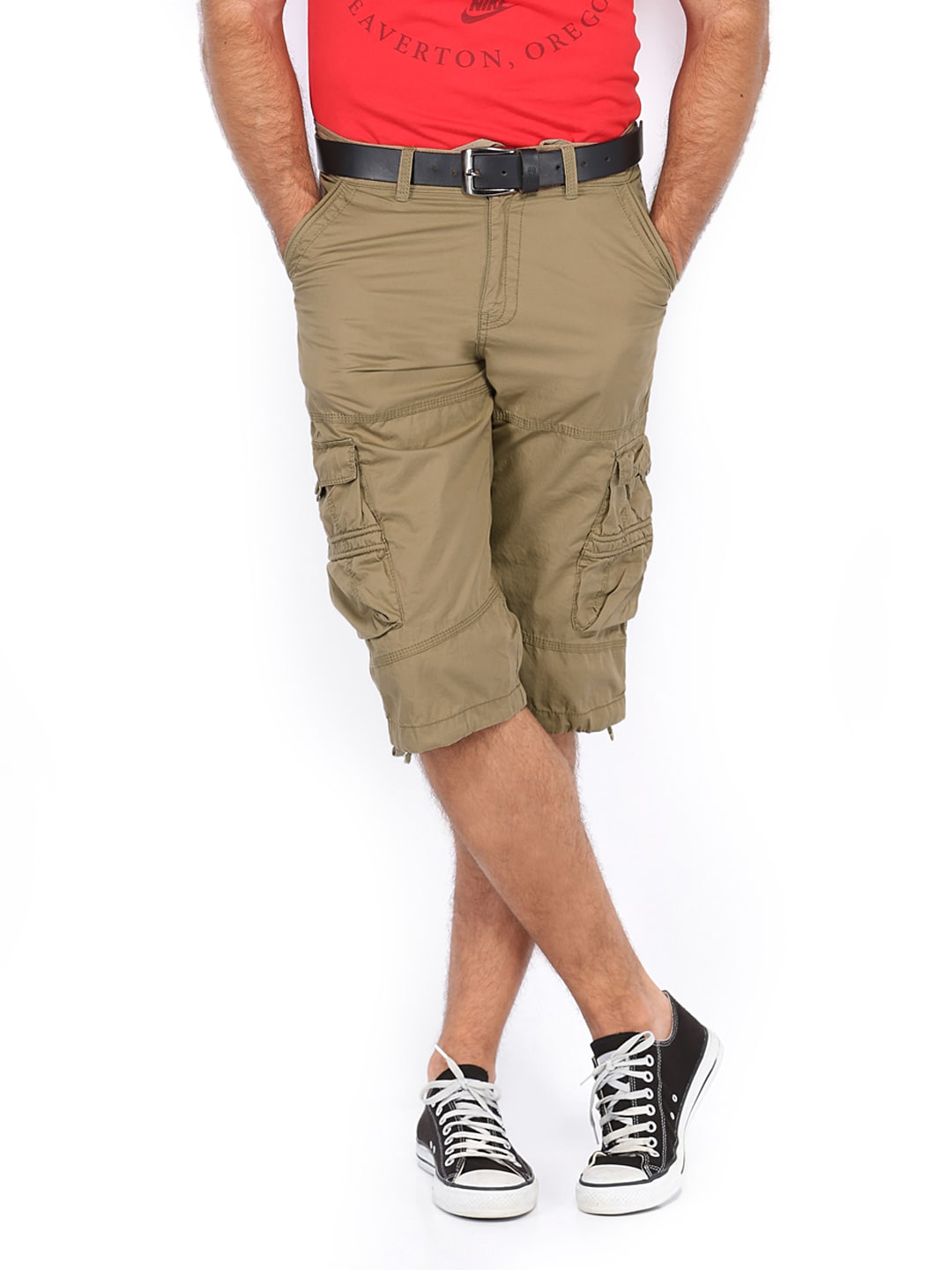 Mens Shorts. A summer wardrobe staple, a pair of men's shorts is perfect for anything from a day golfing to hitting the beach to hanging out at a BBQ. Brave Soul Mens Ardwick 3/4 Cargo Shorts Stone £ Save £ Select Size Small Waist