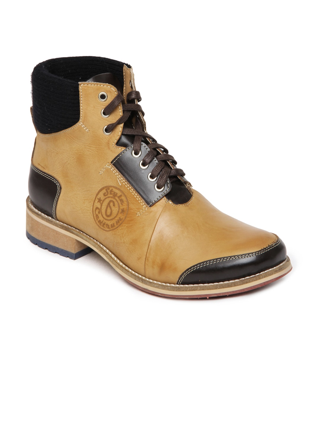 Style Centrum Men Brown Boots