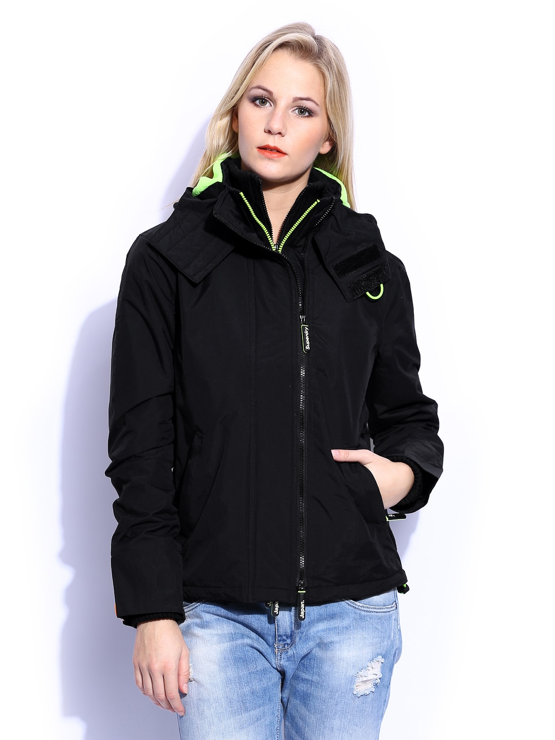 Buy superdry jackets online