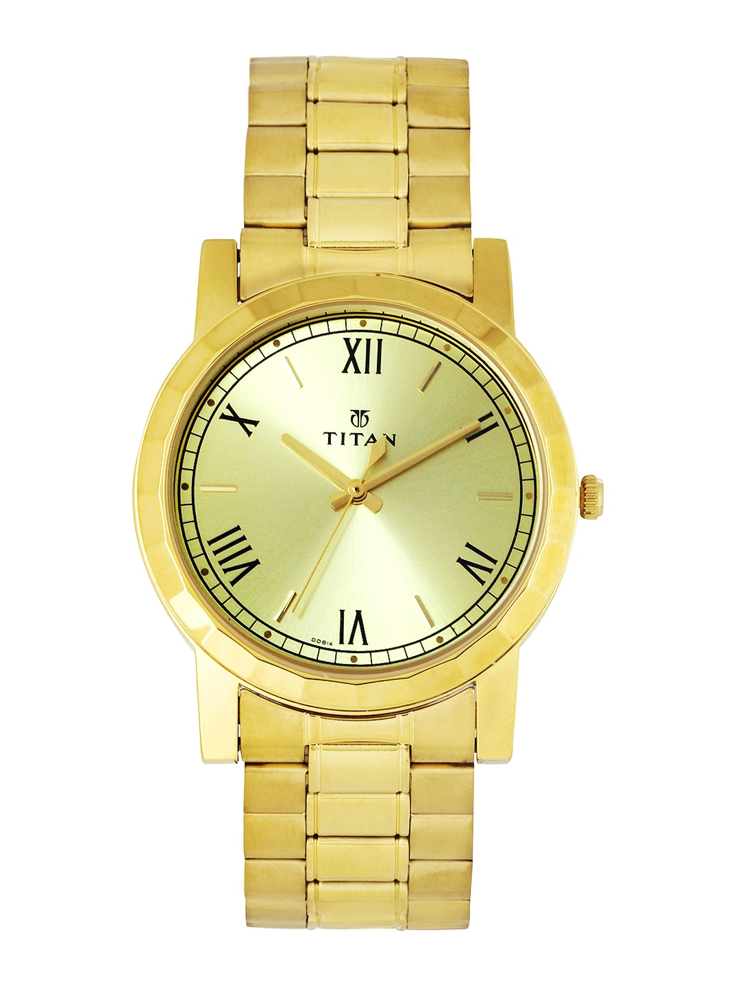 buy titan gold toned 1644ym02 watches for