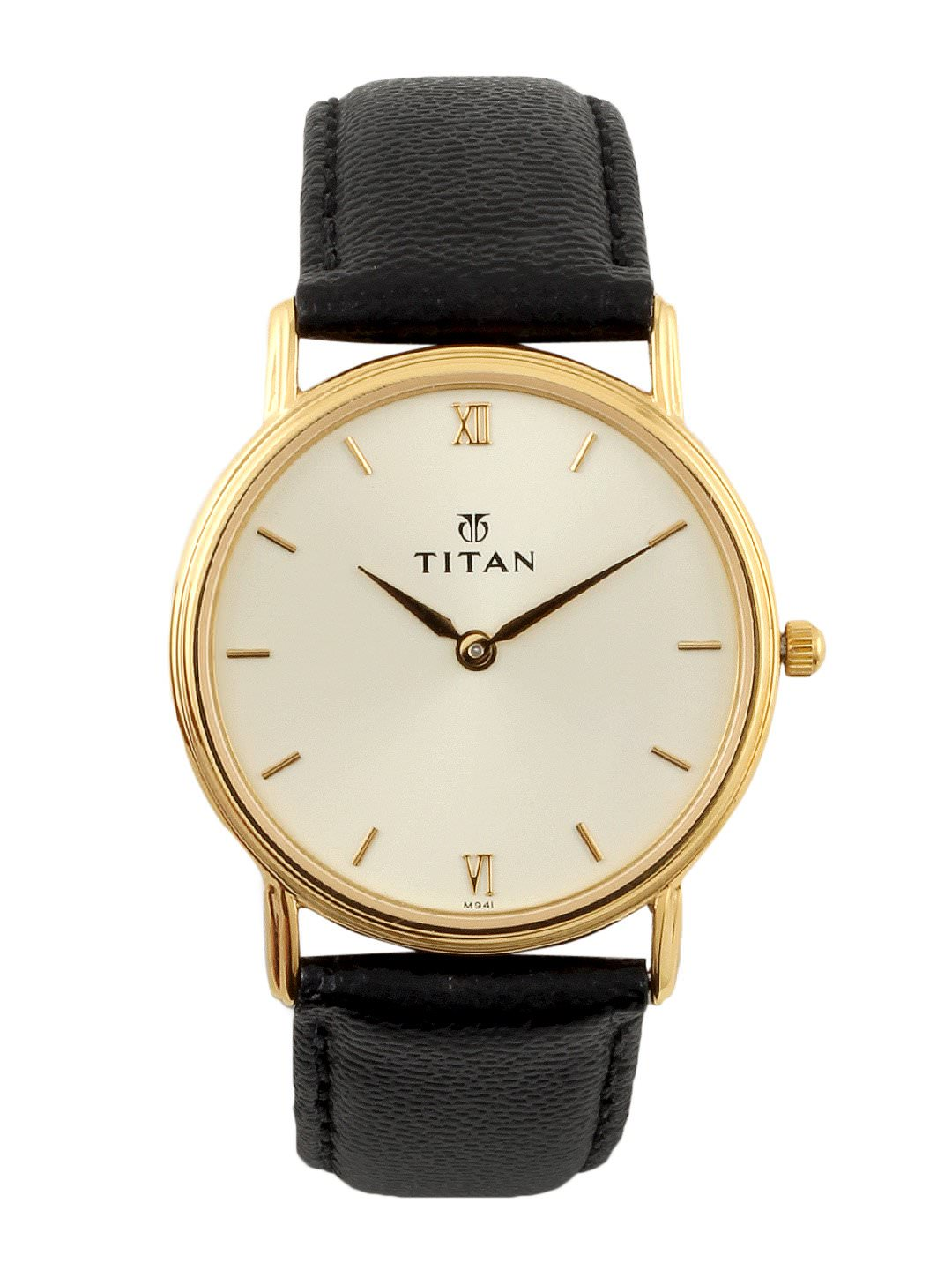 Titan Gold Watches For Man