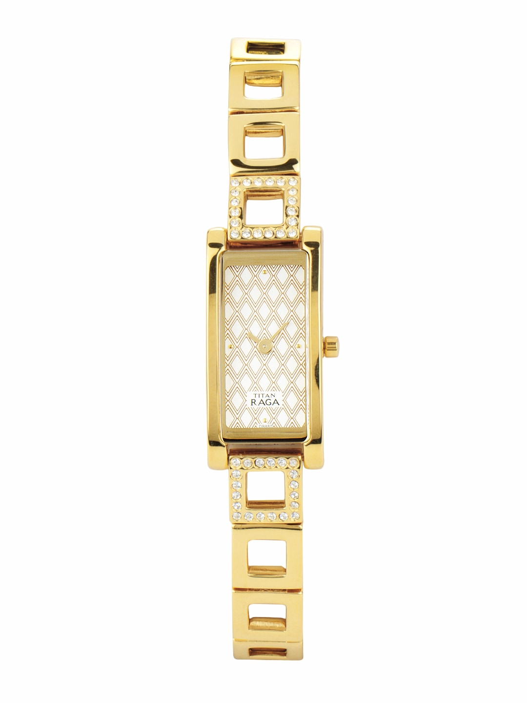 Titan Raga Rose Gold Diamond Watches