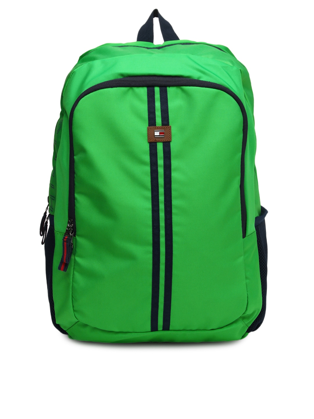 Tommy Hilfiger Unisex Green & Navy Backpack