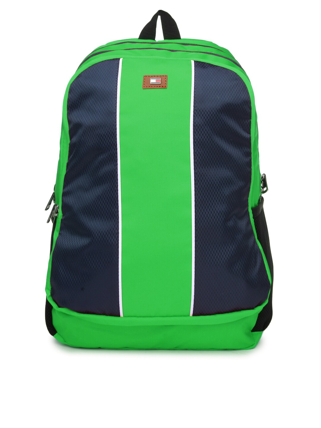 Tommy Hilfiger Unisex Green Beacon Backpack