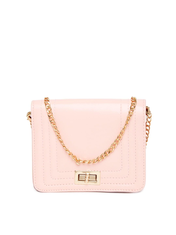 Buy ToniQ Light Pink Sling Bag 1277609 for women online in india ...