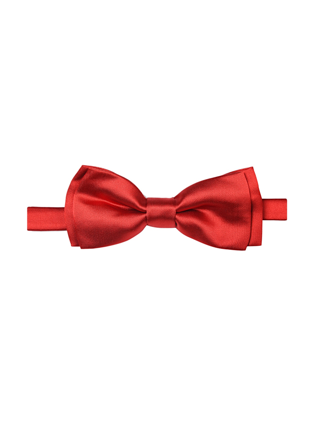 Tossido Men Red Bow Tie