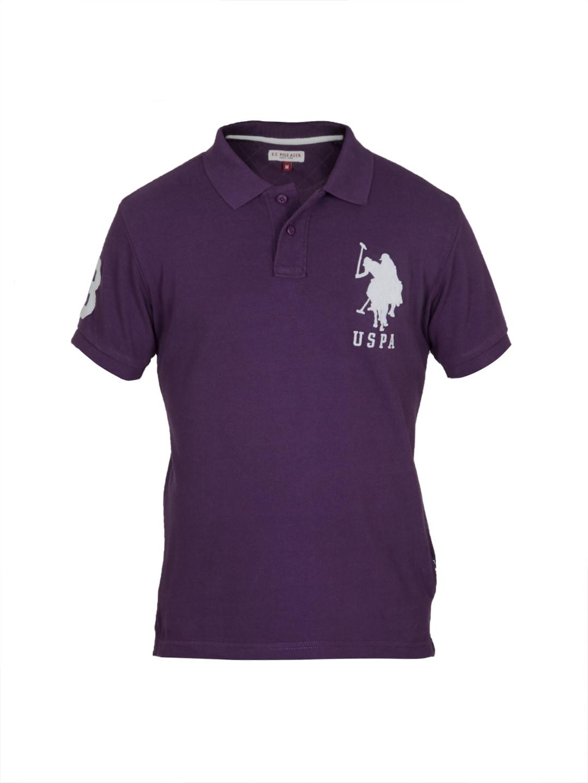 buy u s polo assn kids unisex blue t shirt tshirts for boys myntra. Black Bedroom Furniture Sets. Home Design Ideas