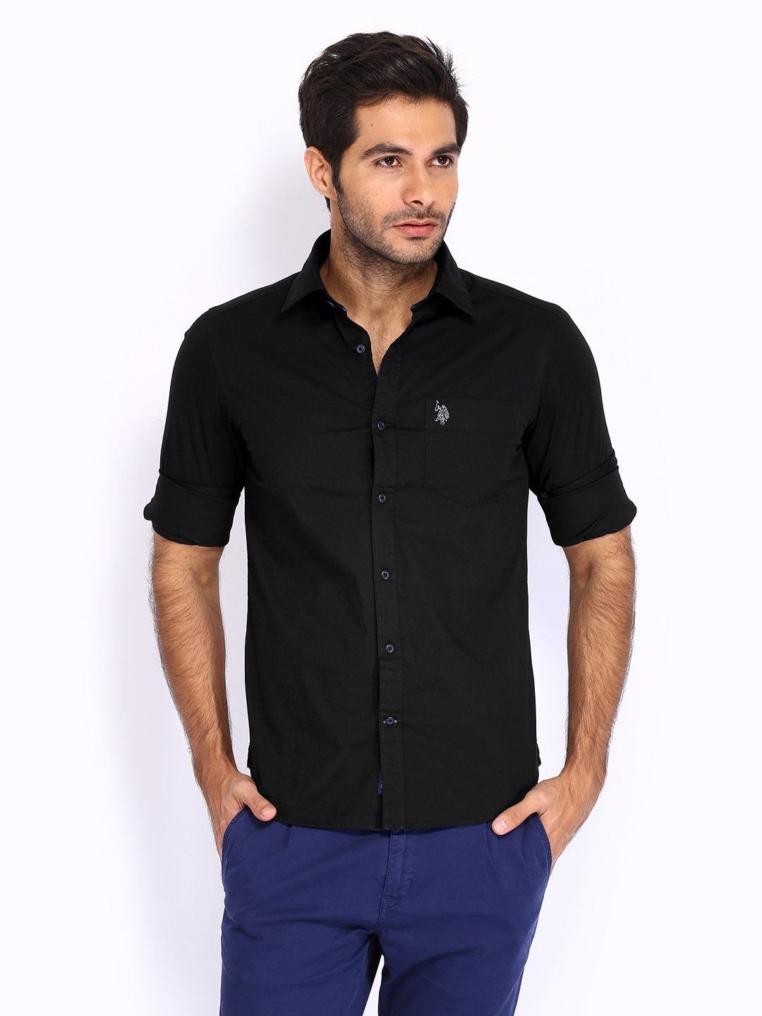 8c598ea74b4ae Men Reebok Casual Shirts Polo Tshirts - Buy Men Reebok Casual Shirts Polo  Tshirts online in India