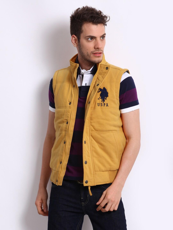 Us polo assn leather jacket