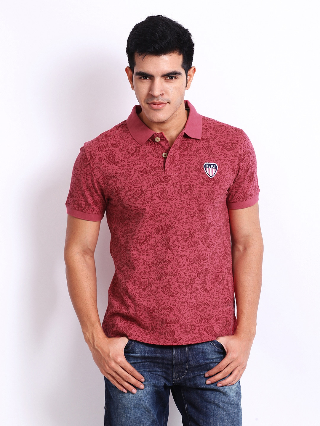 Us polo assn shirts in india for Polo t shirts india
