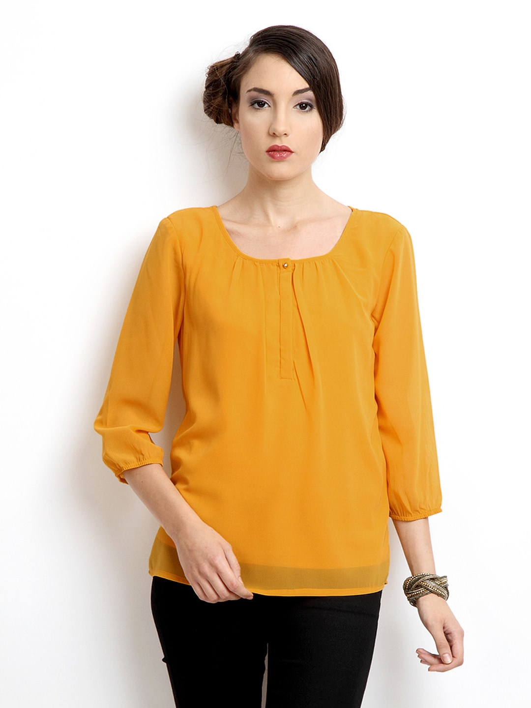 Buy Women Mustard Tops Online In India At housraeg.gq Select From A Large Variety Of Mustard Tops For Women & Girls And .