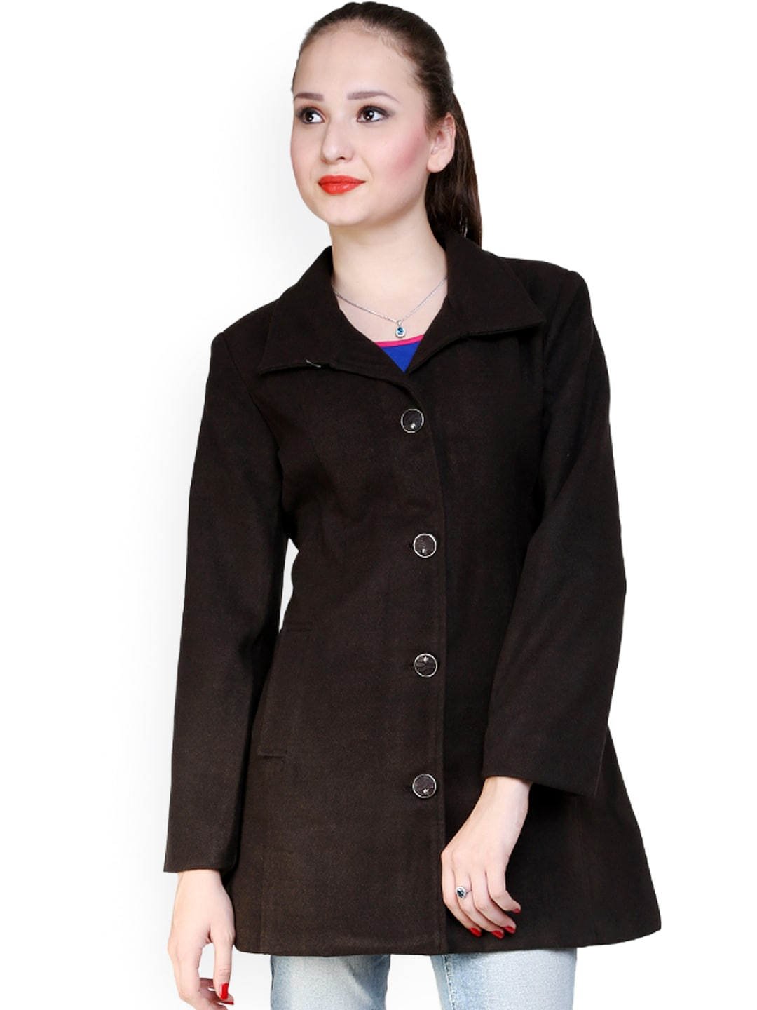 Purple Coat For Women