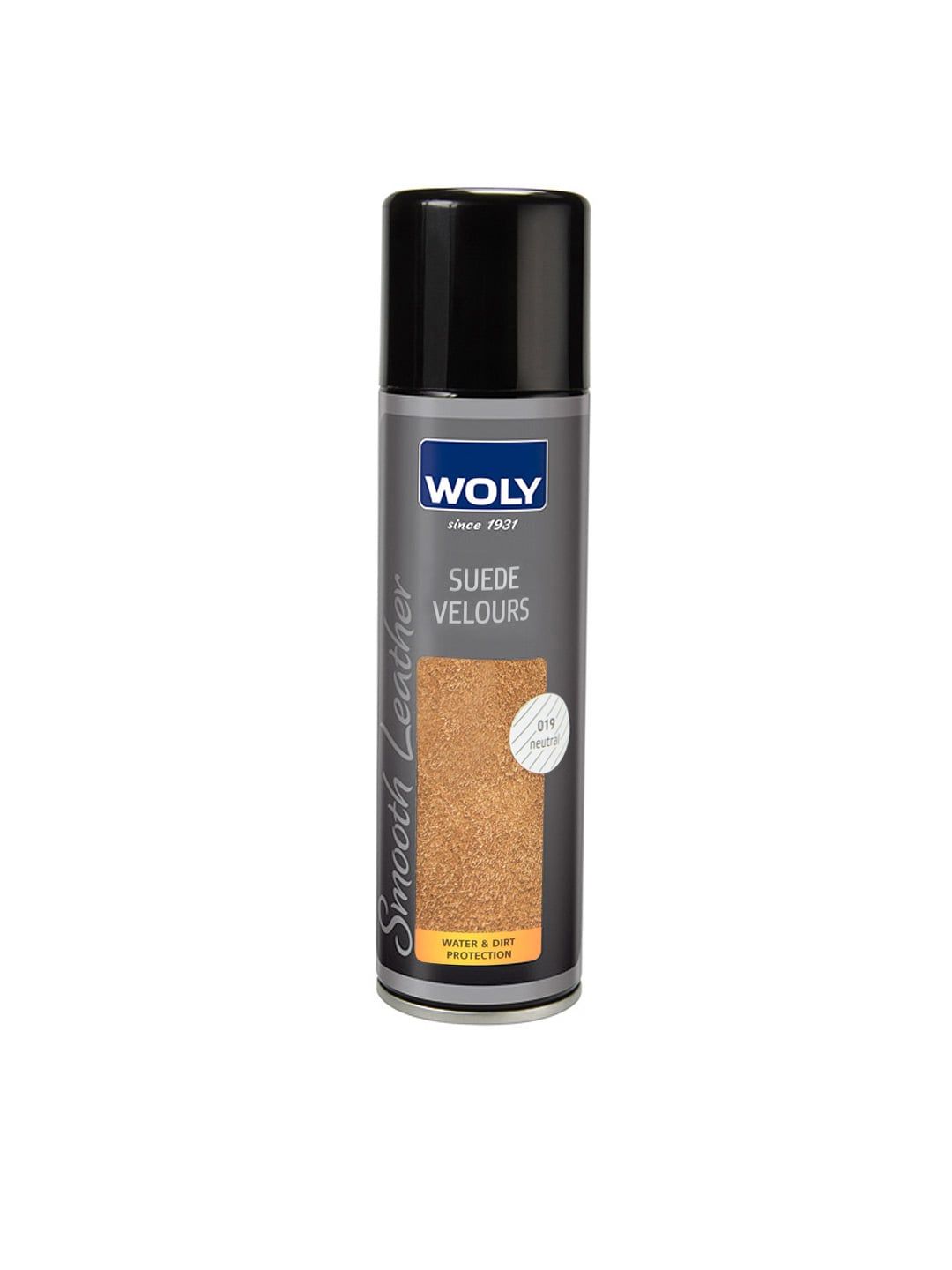 Woly WOLY Neutral Suede Velours Spray (Beige\/Sand\/Tan)