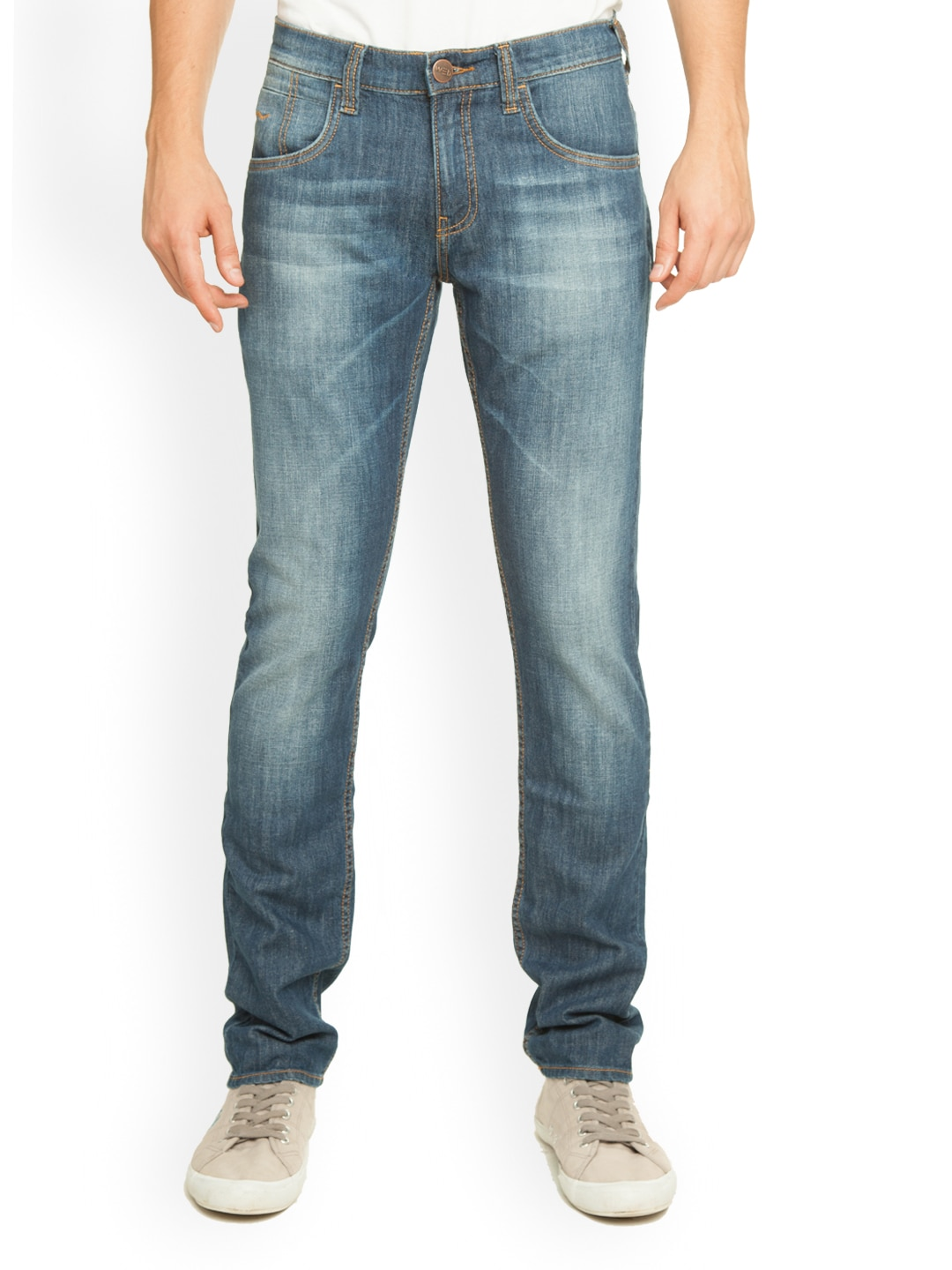 1f4464c224 Buy Web Jeans Italy Men Blue Slim Fit Jeans 7879817 for online in ...