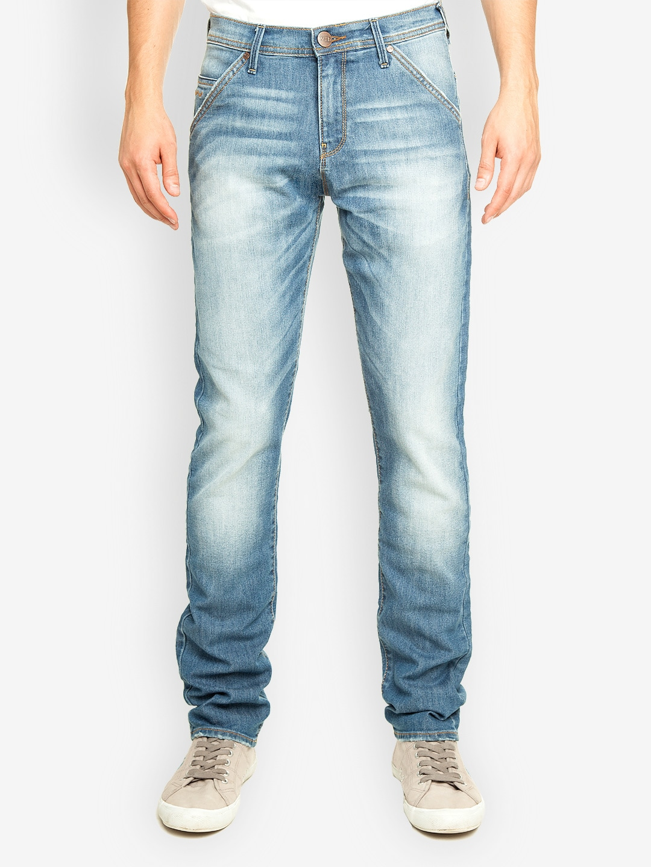 1b225bd367 Buy Web Jeans Italy Men Blue Tapered Jeans 1307010 for men ...