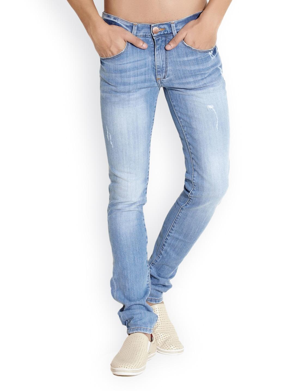 4d5e73778a Buy Web Jeans Italy Men Blue Slim Fit Jeans 1331150 for men online ...