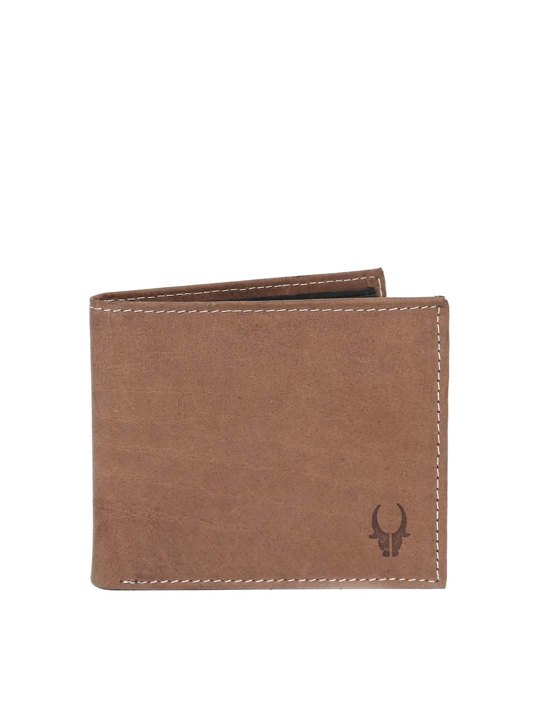 WildHorn Men Brown Leather Wallet
