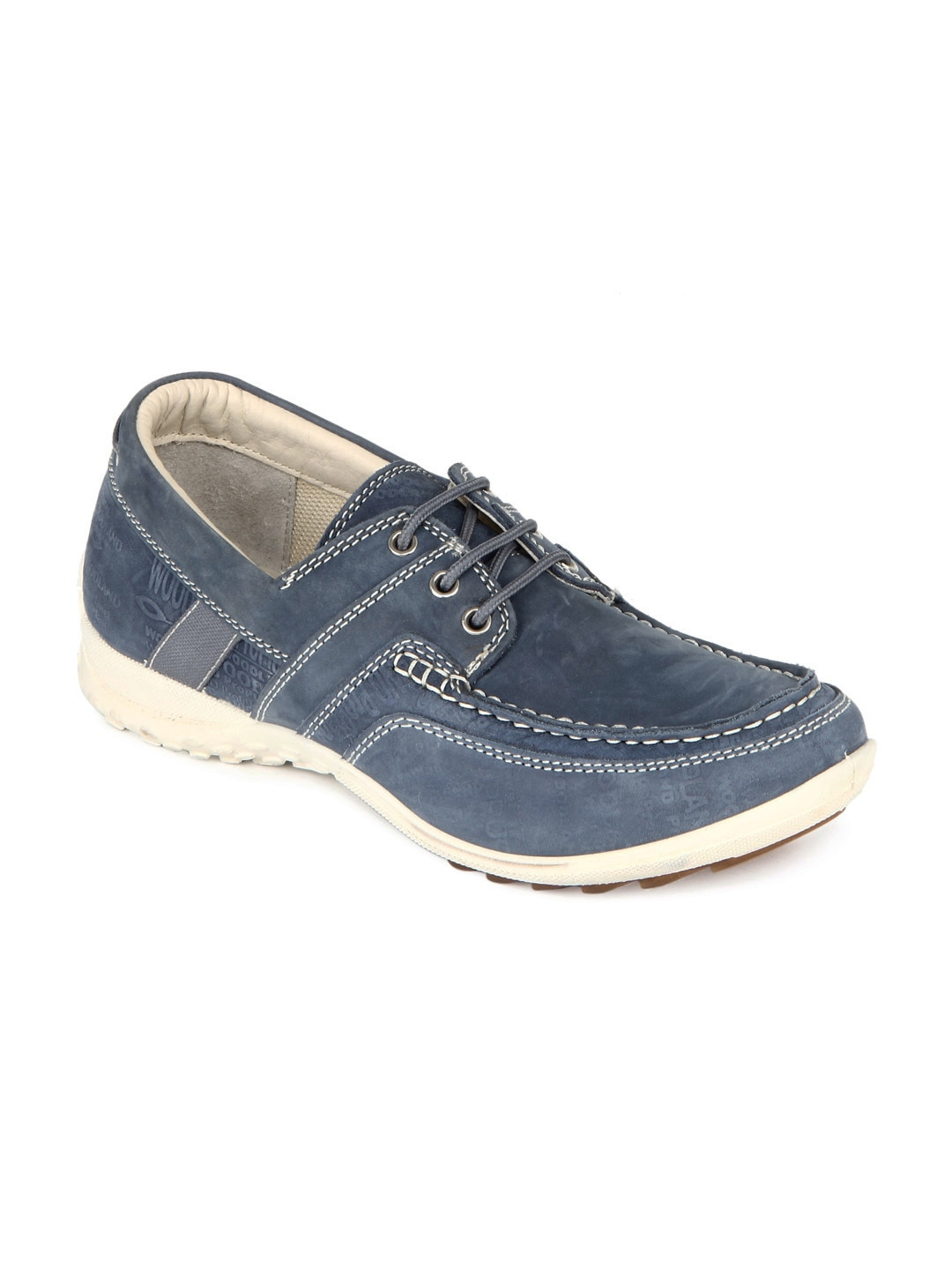 buy woodland blue casual shoes 288 footwear for