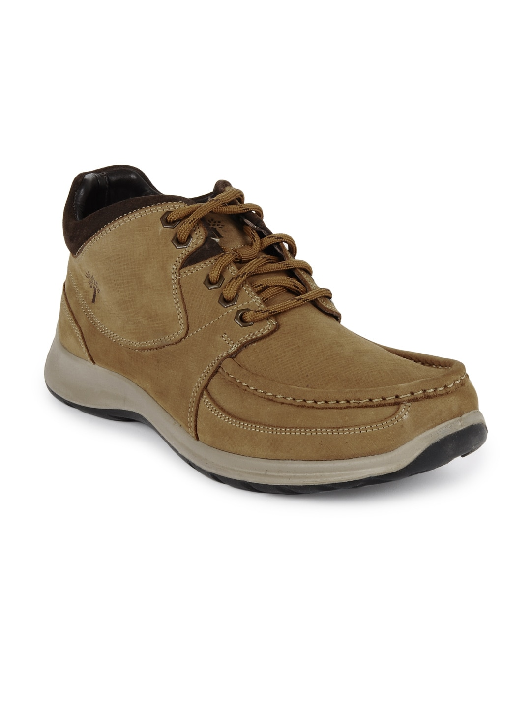 buy woodland brown casual shoes casual shoes for