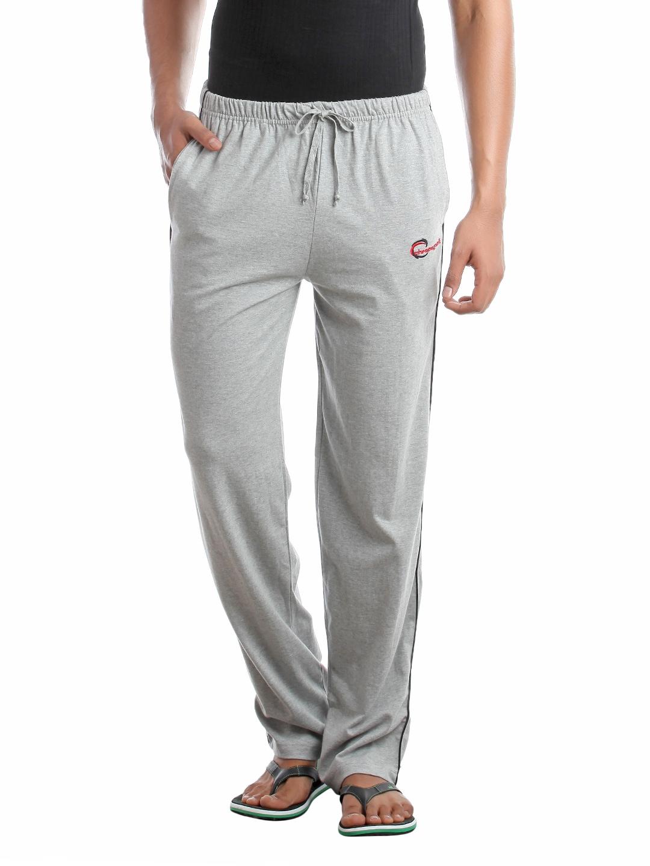 Chromozome Men Grey Lounge Pants S-4801