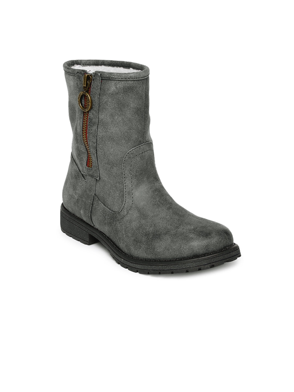 Roxy Roxy Women Grey Boots