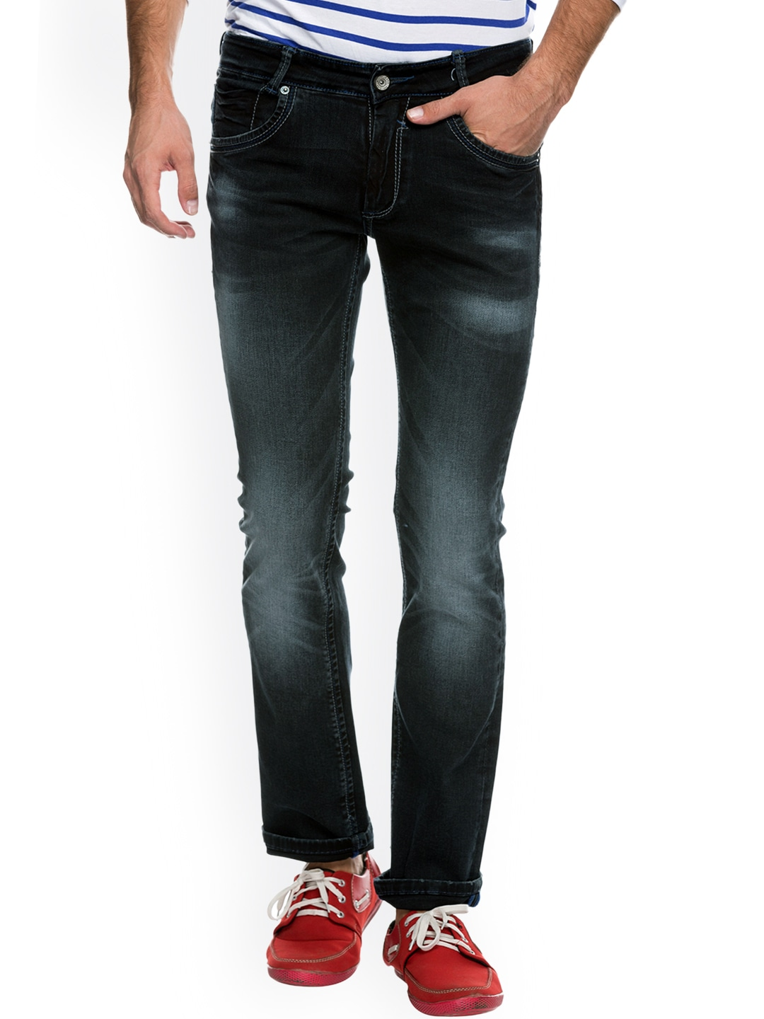 Men Bootcut Jeans - Buy Men Bootcut Jeans online in India